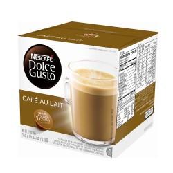 Nescafe Dolce Gusto  CAFÉ AU LAIT image here