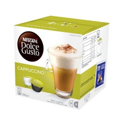 Nescafe Dolce Gusto CAPPUCCINO image here