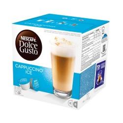 Nescafe Dolce Gusto CAPPUCCINO ICE image here