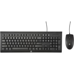 HP C2500 Wired Keyboard and Mouse image here