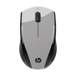HP X3000 SILVER Wireless Mouse image here