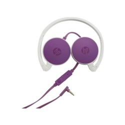 HP H2800 PURPLE Headset image here