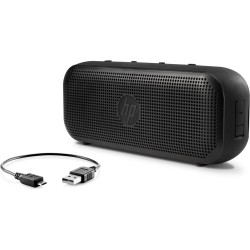 HP BLACK Bluetooth Speaker 400 A/P image here
