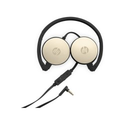 HP H2800 GOLD/BLACK Headset image here