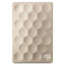 1TB Seagate Backup Plus Ultra Slim- Gold image here