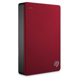 4TB Seagate Backup Plus - Red image here