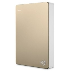 4TB Seagate Backup Plus - CHAMPAGNE GOLD image here