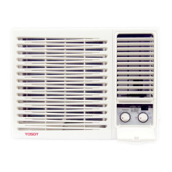 TOSOT Non Inverter 0.75 HP Manual Window Type Aircon TJC07FMK image here