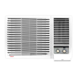 TOSOT Non Inverter 2.0 HP Manual Window Type Aircon TJC18FMK image here