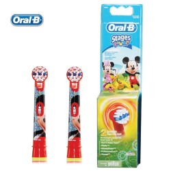 Braun Oral-B Stages Power EB 10-2k Mickey,red image here