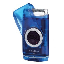 Braun MobileShave M-60 blue  image here