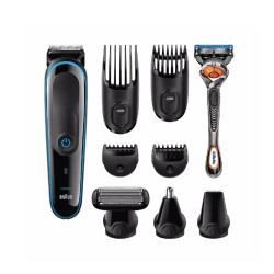 Braun multi grooming kit MGK3080 – 9-in-one trimmer for precision styling from head to toe image here