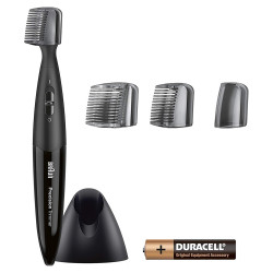 Braun Precision Trimmer PT5010,black image here