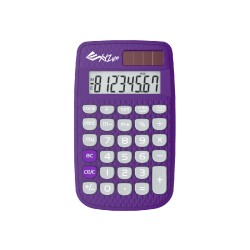 XYZLife, Handheld Calculator 880, Purple, 4713120935614 image here