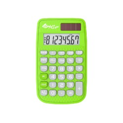 XYZLife Handheld Calculator 880 (Green) image here
