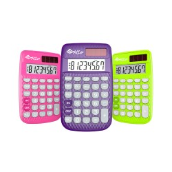 XYZLife, 3 in 1 Package of XYZLife Handheld Calculators (880), 4713120935614652638 image here