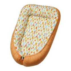 Babycuddle Bed Ice Cream in Tangerine image here