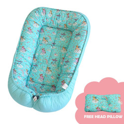 Babycuddle Unicron in Teal,BB UNICORN IN TEAL image here