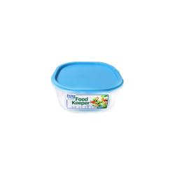Easy Living, Square Food Keeper S  600ml, Blue, EL-156B image here