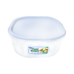 Easy Living, Square Food Keeper XL 4.0L, White, EL-159W image here
