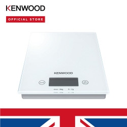 Kenwood food weighing scale white DS 401 image here