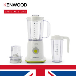 Kenwood Blend Xtract 3 in 1 Blender white BL 237 image here