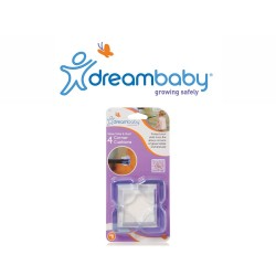 Dreambaby Glass Table & Shelf Corner Cushions 4 Pack,F134 image here