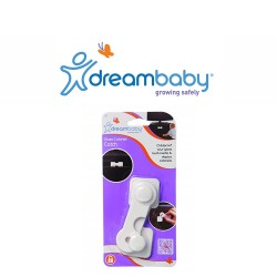 Dreambaby Glass Cabinet Latch,F118 image here