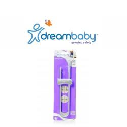 Dreambaby Sliding Lock Silver image here