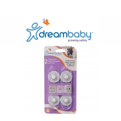 Dreambaby Mini Multi Purpose Latch 2 Pack,F146 image here