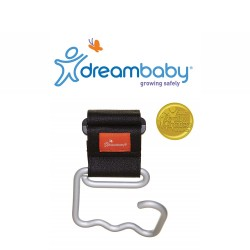 Dreambaby Stroller Buddy Ezy-Fit Giant Stroller Hook image here