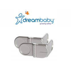 Dreambaby Angle Locks Silver (2 Pack),F1006 image here