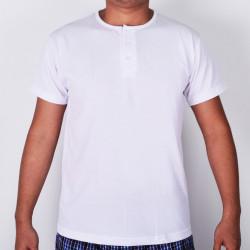 SUNJOY CAMISA SHORT SLEEVES (WHITE) image here
