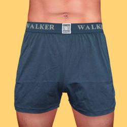 WALKER BOXER SHORTS OUTSIDE GARTER (NAVY BLUE) image here