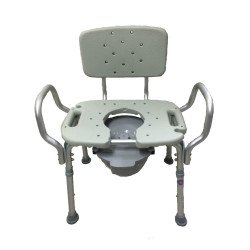 Commode Chair image here