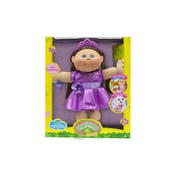 GIRL IN PURPLE DRESS WITH KEY  image here