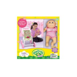 CABBAGE PATCH KIDS CUDDLE N' GO  image here