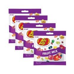 Candy Corner,Jelly Belly Fruit Mix 70g x 4pcs,CY000669 - 4pcs image here