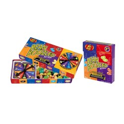 Candy Corner,Jelly Belly Bean Boozled 1 Spinner 3.5oz & 1 Flip Top 1.6oz image here