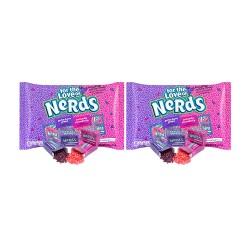 Nestle Nerds Grape Strawberry Laydown Bag 340.1g x 2pcs image here