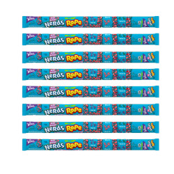 Candy Corner,Wonka Nerds Very Berry Rope 26g x 8pcs,CY000516 - 8pcs image here