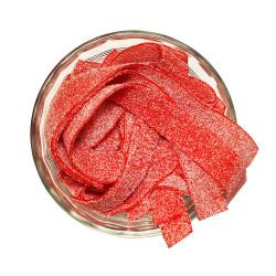Candy Corner,Sour Strawberry Belts Bulk 1.6kg,CY000126 image here