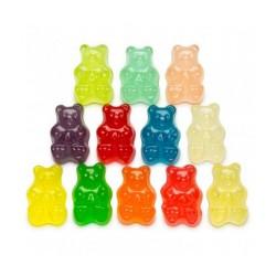 Candy Corner,Albanese 12 Flavor Gummi Bears Bulk 1kg,CY000623 image here
