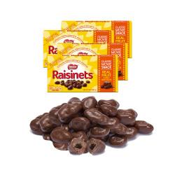 Nestle Raisinets Milk Chocolate 99.2g x 4pcs image here