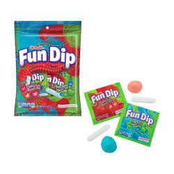 Wonka Lik M Aid Fun Dip Peg Bag 99.2g x 5pcs image here