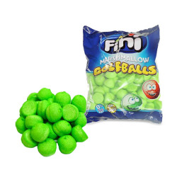 Candy Corner,Sour Apple Mallows 1kg,CY000099 image here