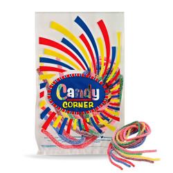 Candy Corner,Sour Spaghetti Multifruit Strings Bulk 150g,FG000968 image here