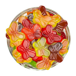 Albanese Gummy Butterflies 300g image here