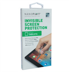 Nanofixit Tablet Screen Protector image here
