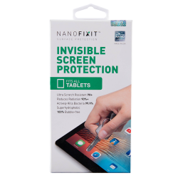Nanofixit, Tablet Screen Protector,NFITTB1UK image here